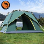 equipment new_0002s_0009_CM-R01 Spin-camel outdoor automatic tent 3-4 person multiplayer Double outdoor camping tent cam